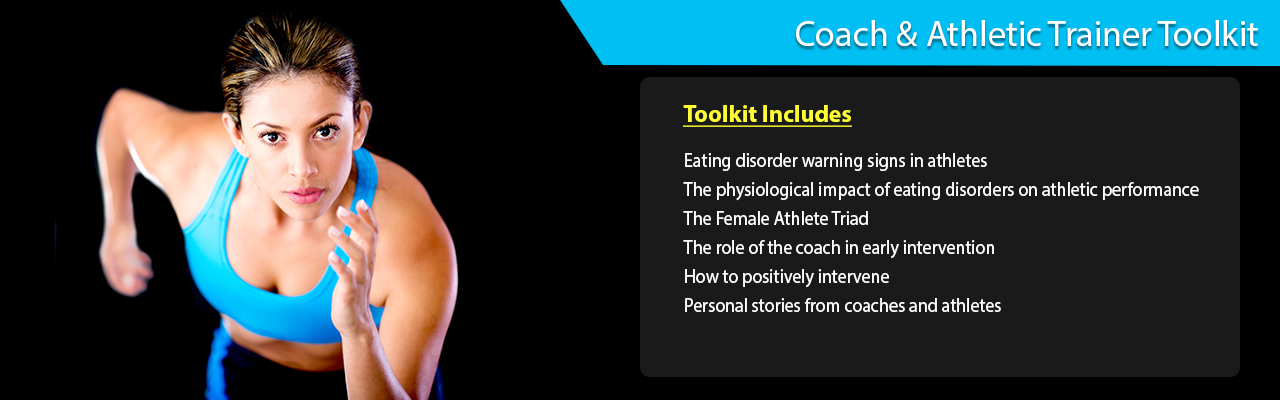 eating disorders information for athletic coaches