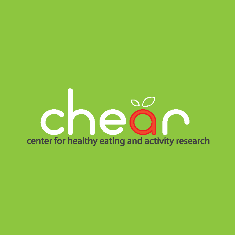 The Center for Healthy Eating and Activity Research logo